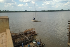 © Timouk, Franck - IRD - Guayaramerin, Mamore river, lauching