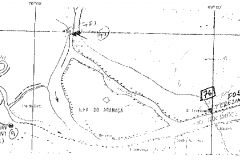 Location of the Tabatinga gauging station on the Solimões river.